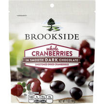 Brookside Whole Cranberries in Smooth Dark Chocolate