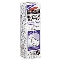 Palmer's Cocoa Butter Formula Bottom Butter Diaper Rash Cream Zinc Oxide Formula