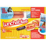 Lunchables Mini Hot Dogs Lunch Combination