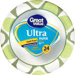 Great Value Ultra Maximum Strength 20 oz Paper Bowls