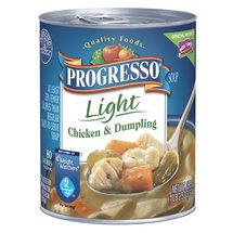 Progresso Light Chicken & Dumpling Soup