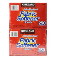 Kirkland Signature Fabric Softener Sheets