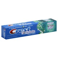 Crest Whitening Plus Scope Crest Complete Multi-Benefit Whitening + Scope Outlast Mint Toothpaste