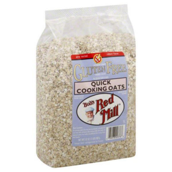 Bob's Red Mill Gluten Free Quick Cooking Oats