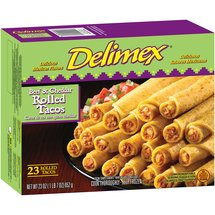 Delimex Beef & Cheese Rolled Tacos