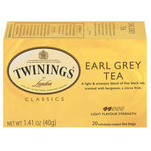 Twinings Of London Earl Grey Tea Bags