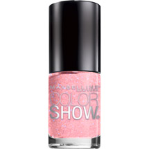 Maybelline Color Show Nail Lacquer Punk Rock Pink