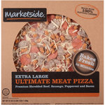Marketside 16 Inch Ultimate Meat Traditional Crust Pizza