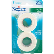 Nexcare Durable Cloth First Aid Tape