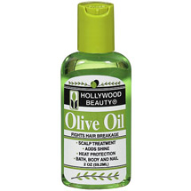 Hollywood Beauty Olive Oil Scalp Treatment
