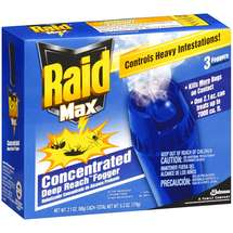 Raid Max Deep Reach Concentrated Foggers