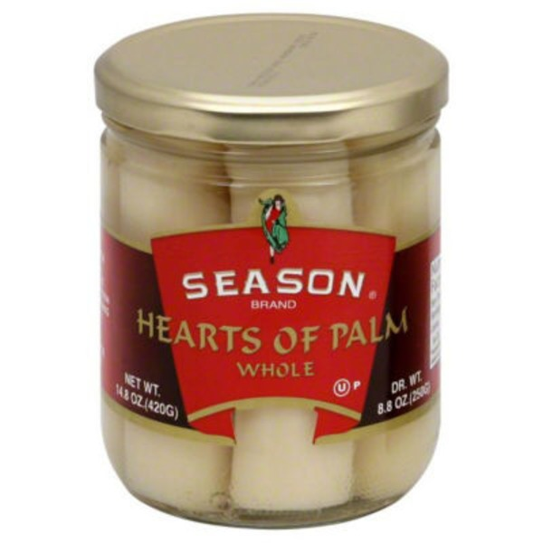 Season Whole Hearts of Palm