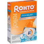 Rohto Itch Relief Cooling Eye Drops