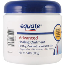 Equate Healing Ointment Skin Protectant