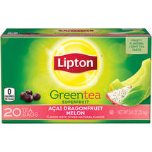 Lipton Dragonfruit Melon Green Tea