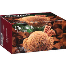 Great Value Chocolate Ice Cream