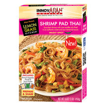 InnovAsian Cuisine Mai Pham Lemon Grass Kitchen Shrimp Pad Thai