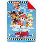 Nickelodeon Paw Patrol Toddler Blanket Coral Plush