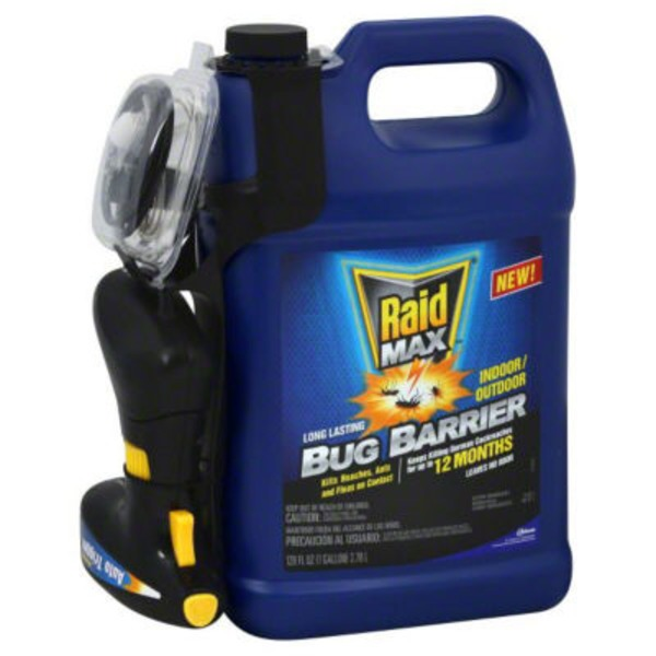 Raid Bug Barrier Bug Barrier Trigger Starter Kit Insecticide