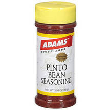 Adams Pinto Bean Seasoning