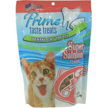 Prime Taste Treats Salmon Dental Cat Treats