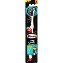 Arm & Hammer Spinbrush Truly Radiant Deep Clean Manual Toothbrush Soft