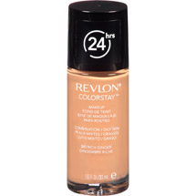 Revlon ColorStay Makeup for Combination/Oily Skin 380 Rich Ginger