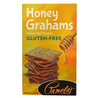 Pamela's Honey Grahams Graham Style Crackers