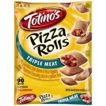 Totino's Triple Meat Pizza Rolls