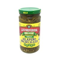 La Preferida Jalapeno Nacho Slices, Mild