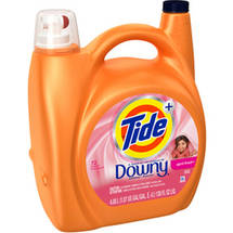Tide Plus a Touch of Downy April Fresh Liquid Laundry Detergent