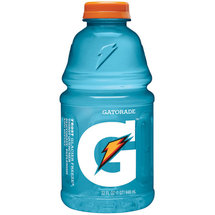 Gatorade Thirst Quencher Frost Glacier Freeze Sports Drink 32 Fl Oz