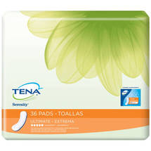 Serenity TENA Ultimate Pads Regular Length Pads