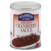 Hill Country Fare Jellied Cranberry Sauce