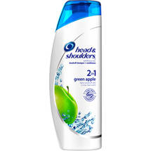 Head & Shoulders 2in1 Green Apple Dandruff Shampoo + Conditioner