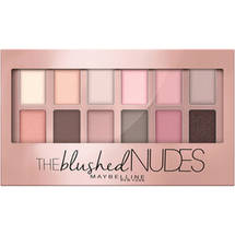Maybelline New York The Blushed Nudes Eyeshadow Palette