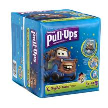 Huggies Pull-Ups Boys' Night Time Training Pants 3T-4T
