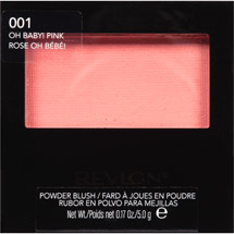 Revlon Powder Blush 001 Oh Baby! Pink