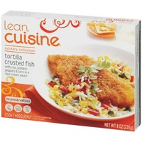 Lean Cuisine Marketplace Marketplace Tortilla Crusted Fish
