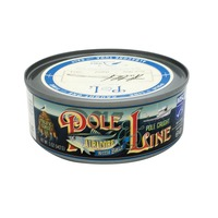 Pole & Line Tuna In Water With Salt