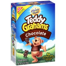 Nabisco Teddy Graham Chocolate