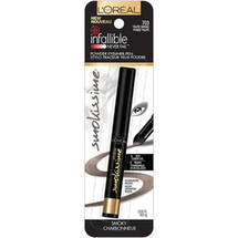 L'Oreal Paris Infallible Smokissime Never Fail Eyeliner 703 Taupe Smoke