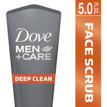 Dove Men+Care Deep Clean+ Face Scrub