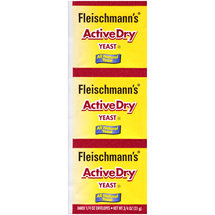 Fleischmanns Active Dry Yeast 3 Envelope Units  of Yeast