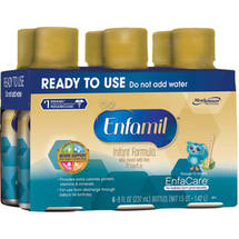 Enfamil EnfaCare Ready-to-Use Infant Formula for Babies Born Prematurely