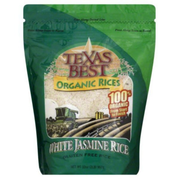 Texas Best Gluten Free White Jasmine Rice