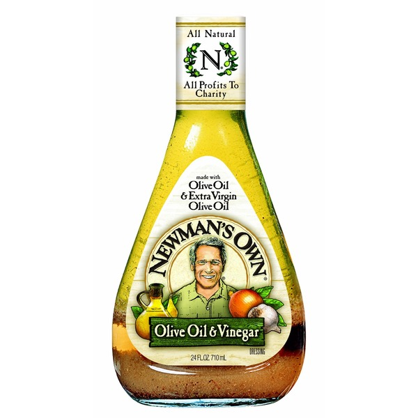 Newman's Own Olive Oil & Vinegar Dressing