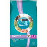 Purina One Total Nutrition Healthy Kitten Formula Cat Food