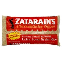 Zatarain's Enriched Parboiled Long Grain Rice