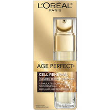 L'Oreal Paris Age Perfect Cell Renewal Golden Serum Treatment
